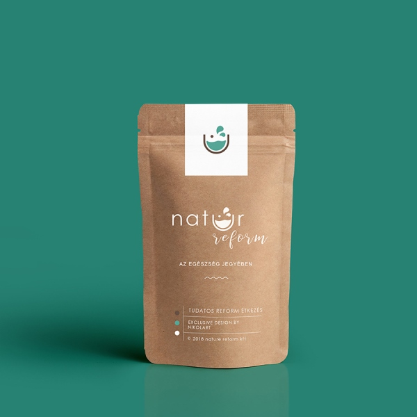 natur reform packaging